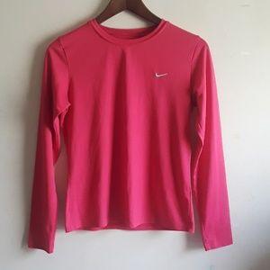 Nike Fit dry shirts